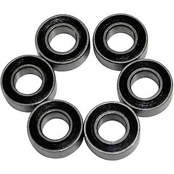 Reservedel Team C T01074 Ball med 4 x 8 x 3 mm