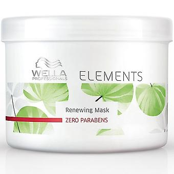 Wella Professional Elements Renew Masque 500ml