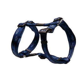 Rogz Alpinist Blue H-Harness