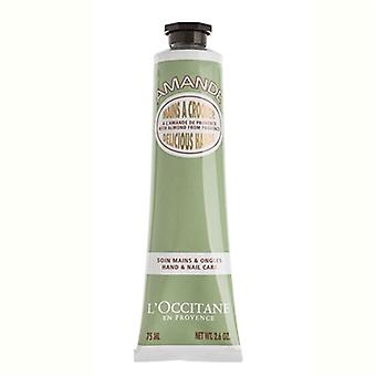 L'Occitane Amande Delicious Hands Hand & Nail Care 2.6oz / 75ml