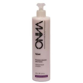 Onna Therapy Velvet Intensive Hand Emulsion 500 ml (Cosmetics , Body  , Moisturizers)