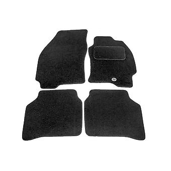 Fully Tailored Car Floor Mats - Ford MONDEO mk3 Estate 2000-2007 Black