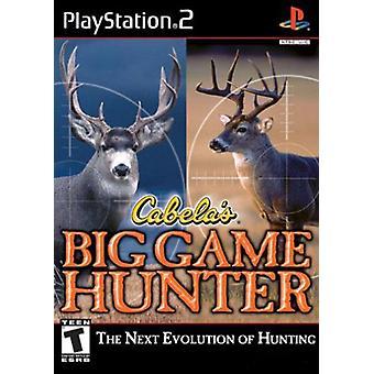 Big Game Hunter (PS2) - Usine scellée