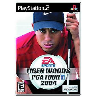 Tiger Woods Pga Tour 2004  Game