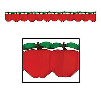 Gewebe-Apple-Garland