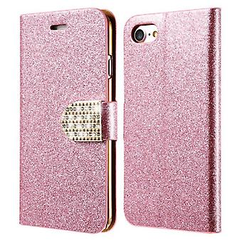 Glittery Wallet case for iPhone 7!
