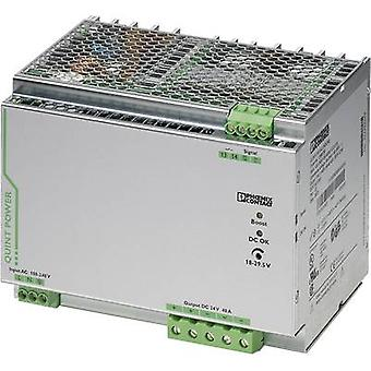 Phoenix Contact QUINT-PS/1AC/24DC/40 Rail mounted PSU (DIN) 24 Vdc 40 A 18 W 1 x