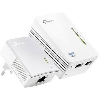 TP-LINK TL-WPA4220KIT Powerline WiFi starter kit 600 Mbps