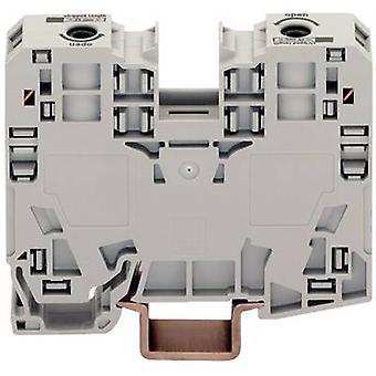 WAGO 285-135 continuïteit 16 mm Pull voorjaar configuratie: L grijs 1 PC('s)