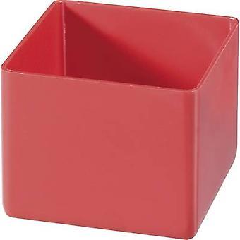 Hünersdorff Assortment case insert (L x W x H) 54 x 54 x 45 mm No. of compartments: 1