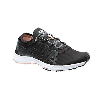 Swift di Salomon scarpe da corsa ladies Crossamphibian W nero