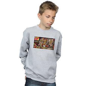 Scoobynatural Boys Supernatural Snakcks Sweatshirt
