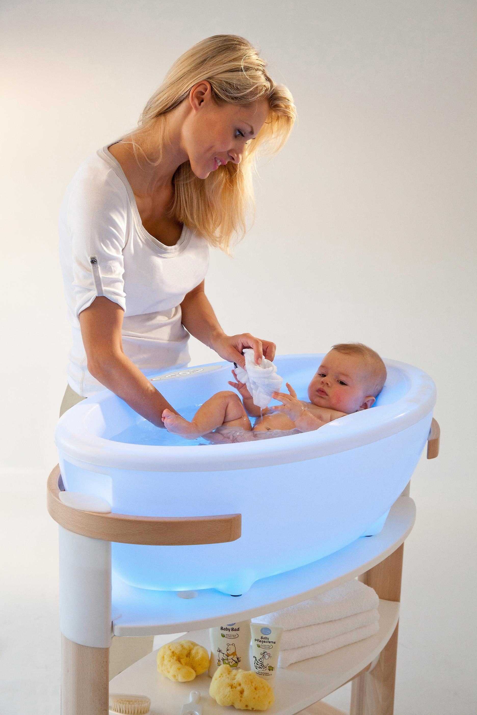 Baby Spa Bad staan