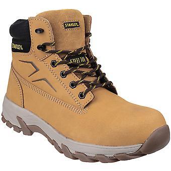 Stanley Mens Stanley Tradesman Slip Resistant SB P SRC Safety Boots