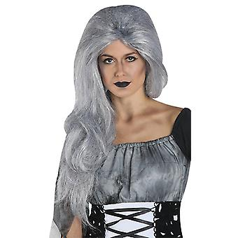 Beauty witch wig accessory Carnival Halloween witch old woman