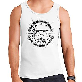 Original Stormtrooper Appreciation Society Herren Weste
