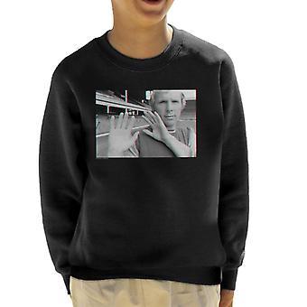 TV Mal Bobby Moore 3D-Effekt Kinder Sweatshirt