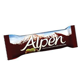 Alpen Fruit & Nut with Chocolate Bars