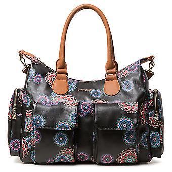 Desigual bag handbag purse shoulder bag BOLs Mandri London 19SAXPGR/2000
