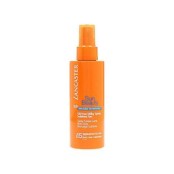 Lancaster Sun Beauty Oil-Free Milky Spray SPF 15 150ml