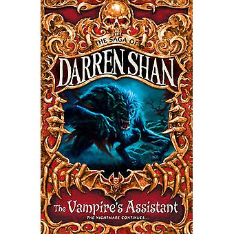 The Vampire's Assistant by Darren Shan - 9780006755135 Book