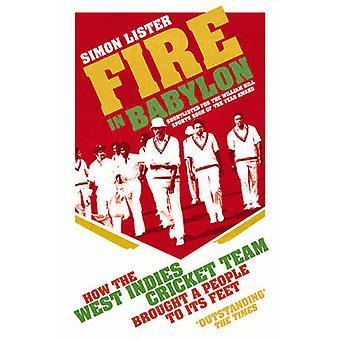 Feuer in Babylon - wie das West Indies Cricket Team ein Volk gebracht