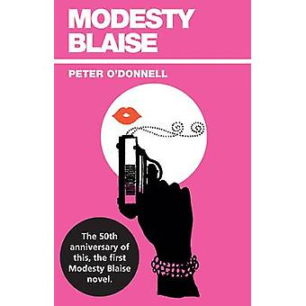 Modesty Blaise by Peter O'Donnell - 9780285637283 Book