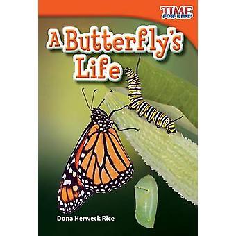 En fjärils liv (övre Emergent) (2) av Dona Herweck Rice - Dona