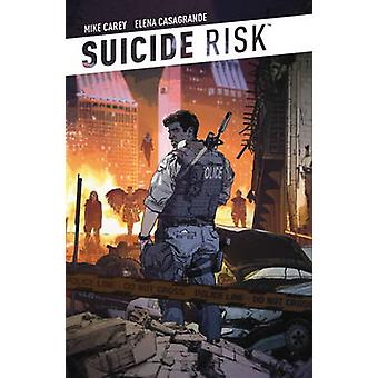 Suicide Risk - v. 1 by Mike Carey - Elena Casagrande - 9781608863327 B