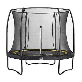 Salta trampoline met veiligheidsnet - Comfort Edition ⌀396 cm