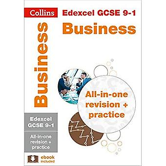 Collins GCSE Revision and Practice: New Curriculum - Edexcel Business All-in-One Revision and Practice