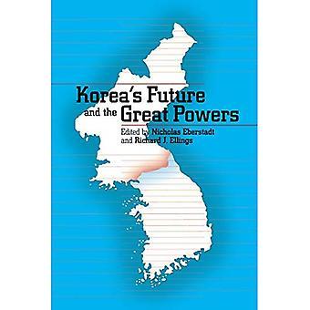 Nord-och Sydkorea framtid stormakterna