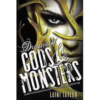 Dromen van goden & Monsters (dochter van rook en bot)