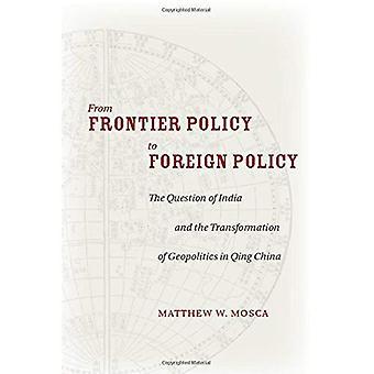 Dalla frontiera politica alla politica estera