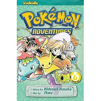 Pokemon Adventures, Vol. 6 (2ª edición) (Pokemon aventuras