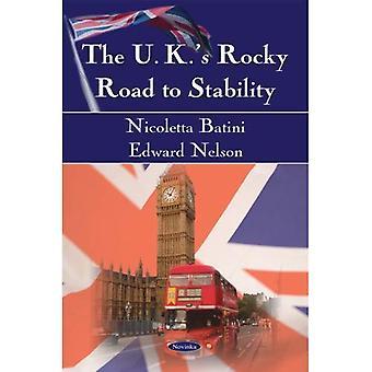 Die U.K.s steinigen Weg zur Stabilität