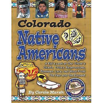 Colorado Amérindiens (Native American Heritage)
