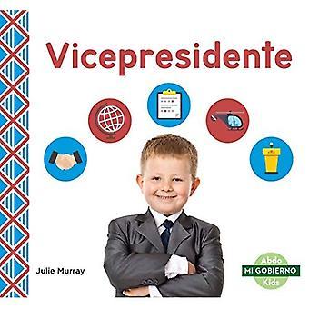 Vicepresidente/ Vice President (Mi Gobierno/ My Government)
