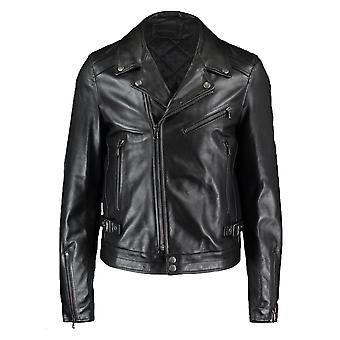 Diesel Black Gold Lorenzo -R 900A  Leather Jacket