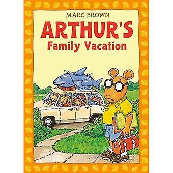 Arthur's Family Vacation [With *] (Arthur Adventures)