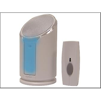 Byron BY301 Wirefree Portable Door Chime Kit 100m