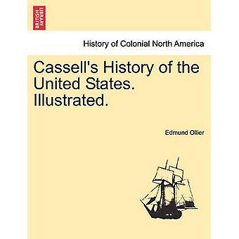アメリカ合衆国の歴史は飾られました。示されています。Ollier ・ エドモンドで
