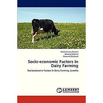 Socioekonomiska faktorer i mjölkproduktion av Liau Pascalis Ntlalane