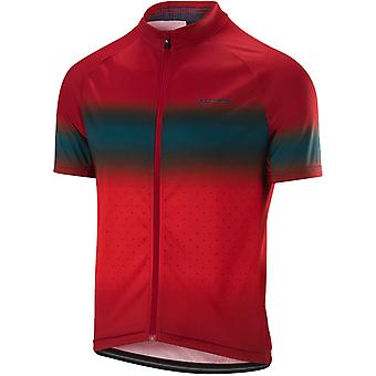 Altura Red-Teal 2019 Airstream Short Sleeved Cycling Jersey