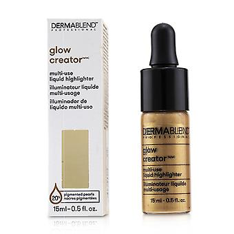 Dermablend Glow Creator Multi Use Liquid Highlighter-# Gold-15ml/0.5oz