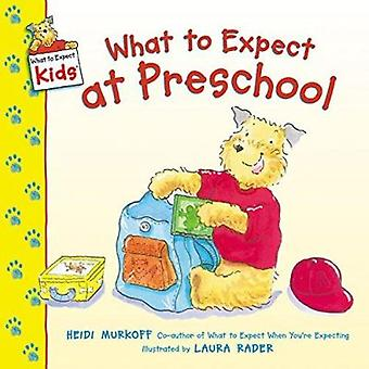 What to Expect at Preschool Book
