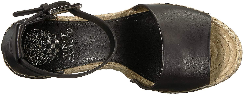 0bb24aa562a Vince Camuto Womens Leera Open Toe Casual Platform Sandals