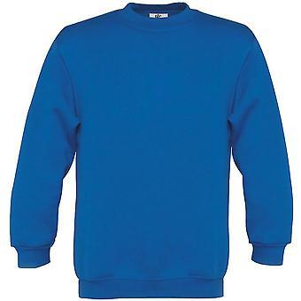 B&C Collection - B&C Set In Combed Cotton Kids Sweatshirt