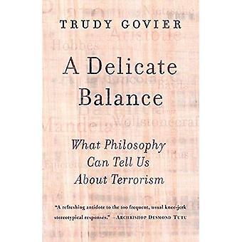 Un delicato equilibrio: cosa può dirci la filosofia sul terrorismo