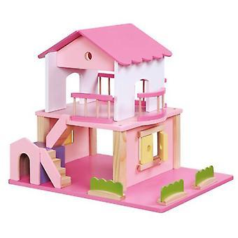 Legler Dolls House, Pink